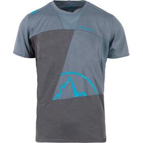 La Sportiva Workout - Camiseta manga corta Hombre - gris